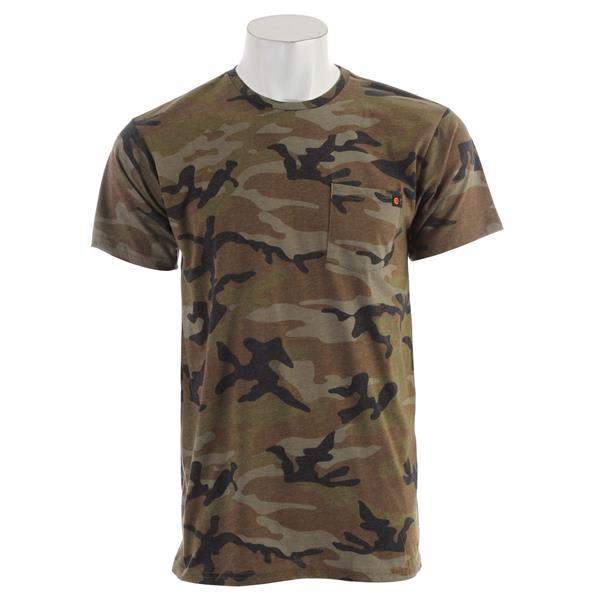 Billabong Camo Crew T-Shirt
