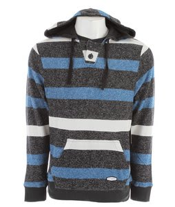 Billabong Daily Henley Hoodie Navy