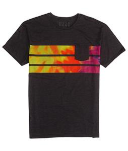 Billabong Drake Snake T-Shirt Black Heather