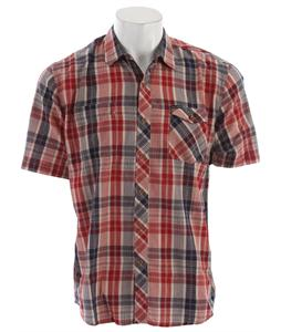 Billabong Dublin Shirt Red