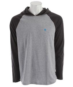 Billabong Essential Hoodie Black Heather