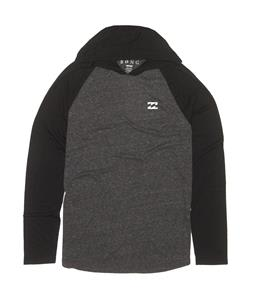 Billabong Essential Hood Raglan Black