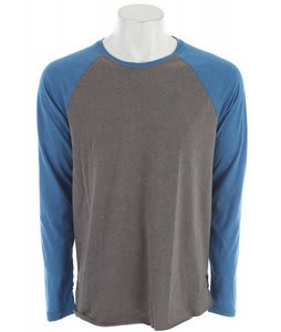 Billabong Essential Raglan Dark Grey/Royal