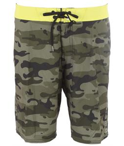 Billabong Habits Print Boardshorts Camo