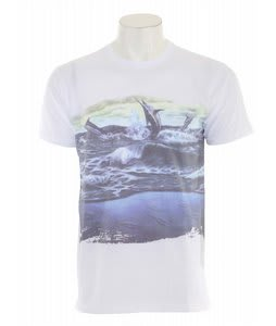 Billabong Hook & Sinker T-Shirt White