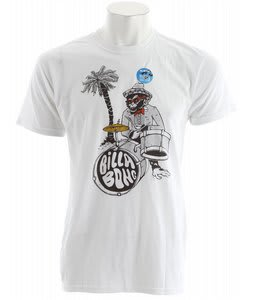 Billabong Monkey Business T-Shirt White