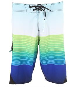 Billabong Occy Lunar Boardshorts Blue/Green