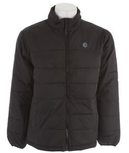 Billabong Puff Lt Weight Jacket Black