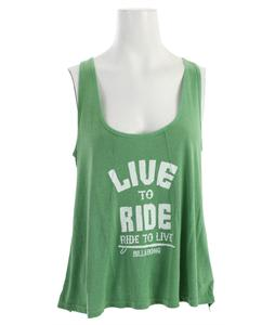 Billabong Ready Go Tank Go Green