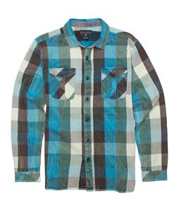 Billabong Reynolds Flannel Blue