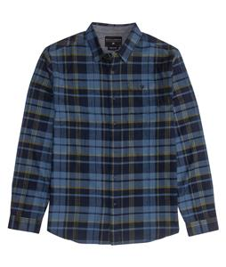 Billabong Rosecrans Flannel Blue