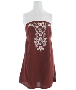 Billabong Sacrifice Dress Dark Coco