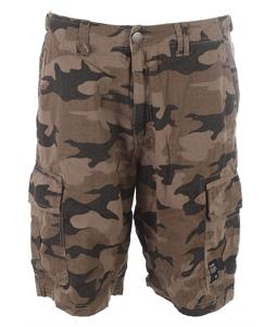 Billabong Scheme Shorts Military Camo
