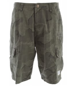 Billabong Scheme Camo Shorts Military Camo
