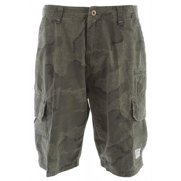 Billabong Scheme Camo Shorts