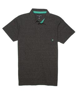 Billabong Standard Issue Polo Black Heather