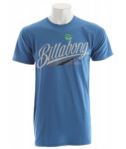 Billabong Syndicate T-Shirt Dusted Royal