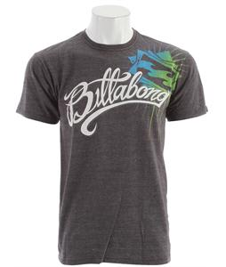 Billabong Token T-Shirt Black Heather