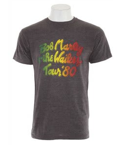 Billabong Uprising T-Shirt Black Heather