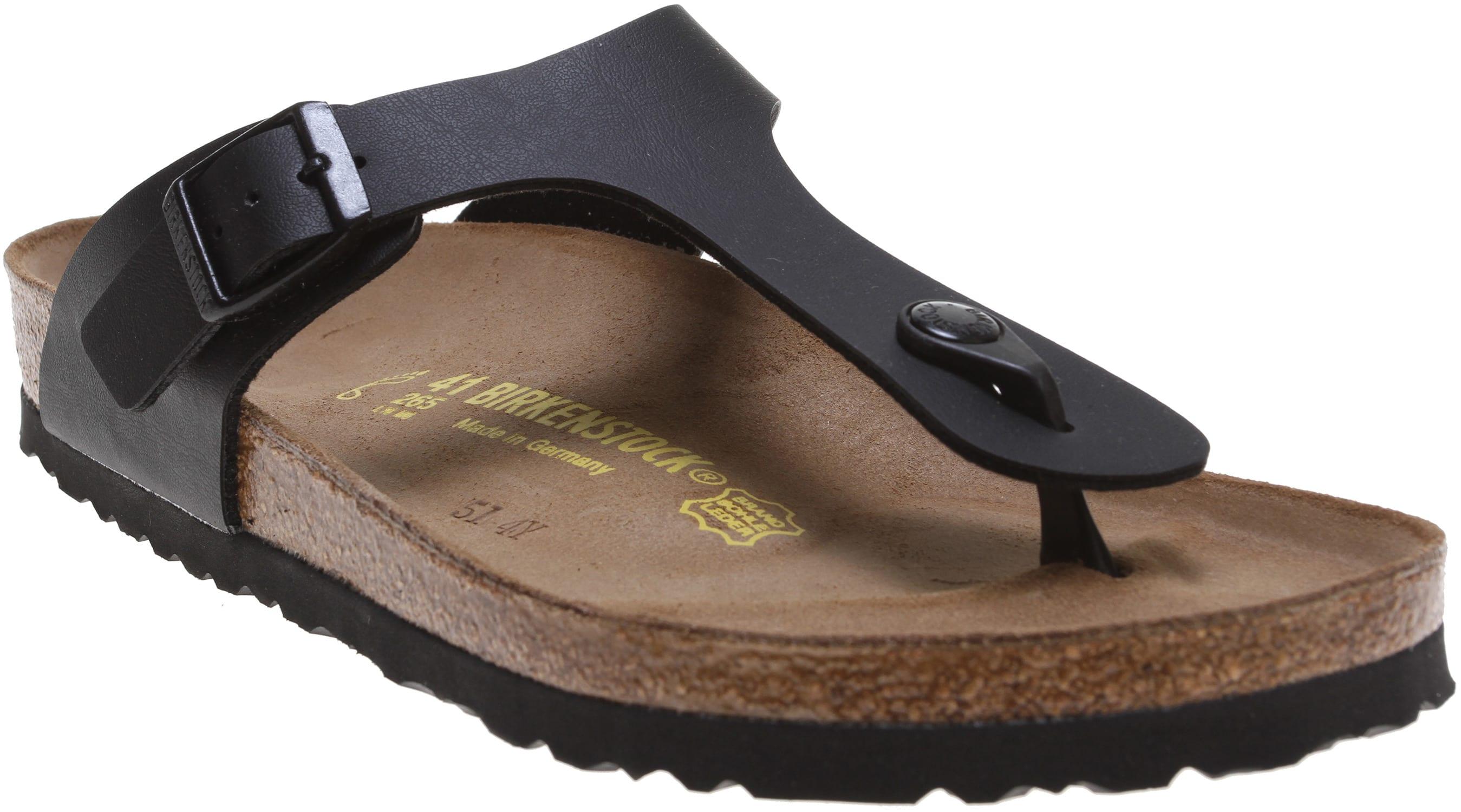 on sale birkenstock gizeh sandals womens up to 45 off. Black Bedroom Furniture Sets. Home Design Ideas