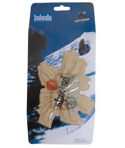Bakoda Glass Trac Snowboard Stomp Pad