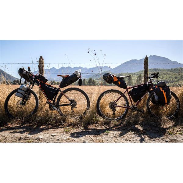 Blackburn Outpost Frame Bike Bag Black 2016