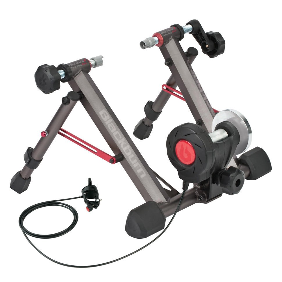 Click here for Blackburn Tech Mag Race Resistance Bike Trainer prices