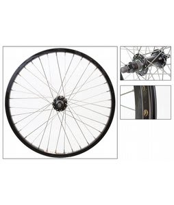 Black Ops BMX Front Wheel Black 14mm