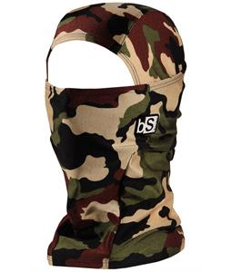 Blackstrap Hood Facemask Army Issue