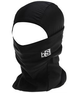 Blackstrap Hood Facemask Black