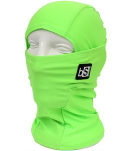 Blackstrap Hood Facemask Bright Green