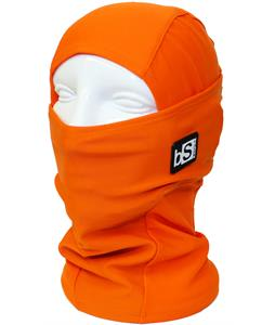 Blackstrap Hood Facemask Bright Orange