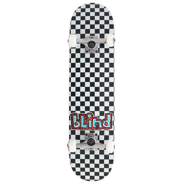 Blind Checkerboard Skateboard Complete