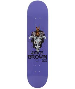 Blind Cuddly Skull El2 Skateboard Jake Brown