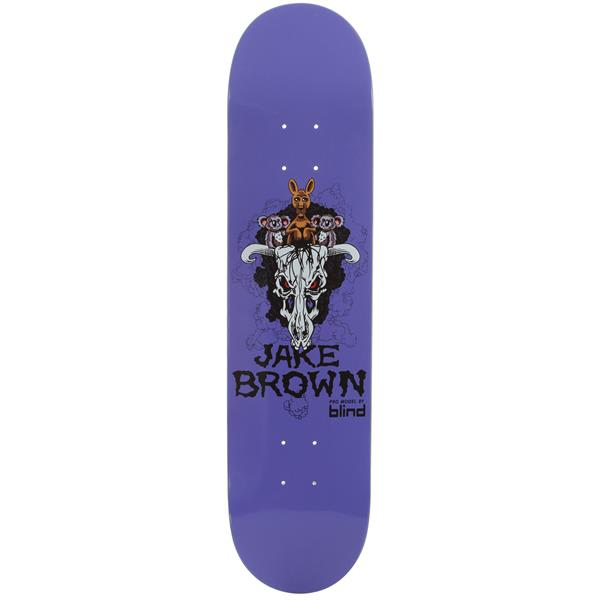 Blind Cuddly Skull El2 Skateboard Deck