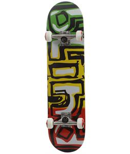 Blind Exodus Rasta Skateboard Complete Rasta