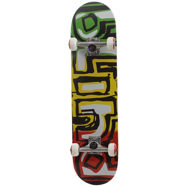 Blind Exodus Rasta Skateboard Complete