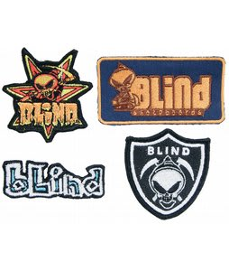 Blind Fuse Skateboard Patches