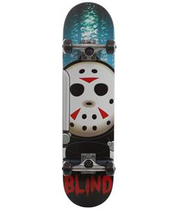 Blind Killer Kenny Skateboard Complete White/Red