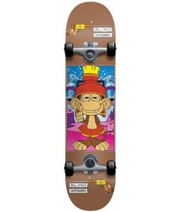 Blind Looney Monkey Skateboard Complete Bronze 7.6in