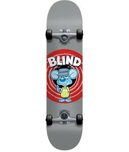 Blind Looney Mouse Skateboard Complete Silver 8.0in