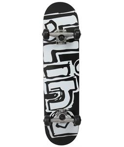 Blind OG Clean Skateboard Complete Black/White 7.6in