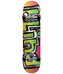 Blind OG Matte Logo Soft Wheel Mini Skateboard Complete