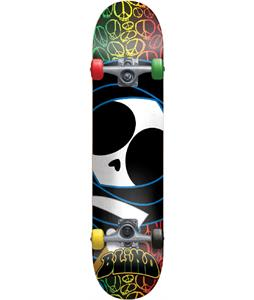 Blind Peace Kenny (Soft Top) Micro Skateboard Complete Multi 6.5in