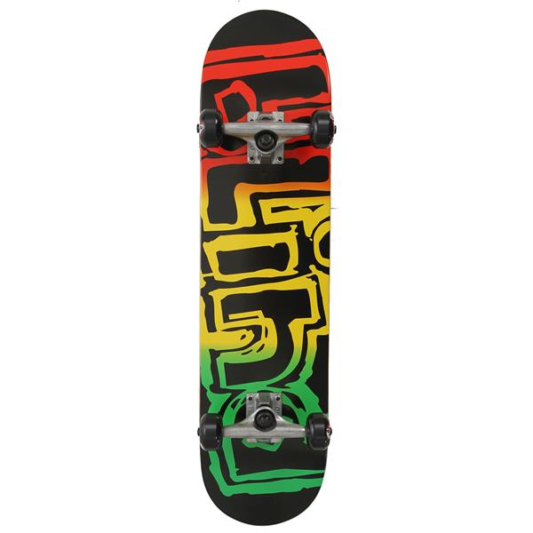 Blind Rasta Youth Mid Skateboard Complete