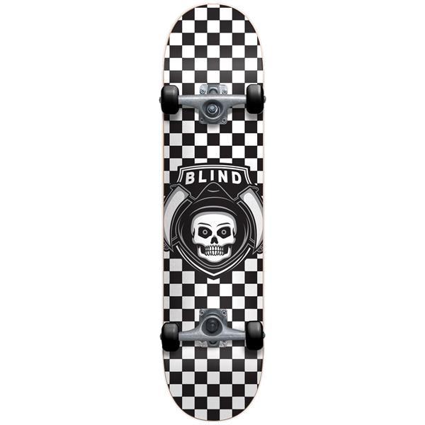 Blind Reaper Checker Skateboard Complete