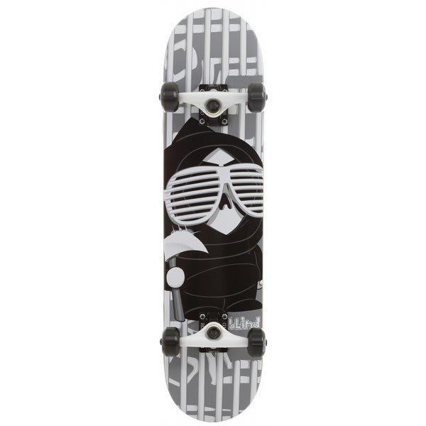 Blind Shutter Shades Skateboard Complete