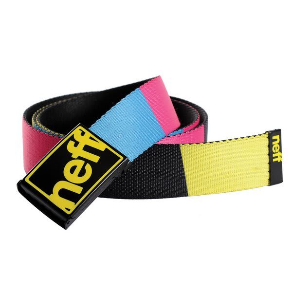 Neff Block Belt