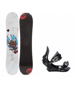 Rossignol Hellraiser Mini w/ LTD LT15 One Bindings