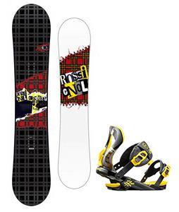 Rossignol Contrast Snowboard w/  Cobra Bindings